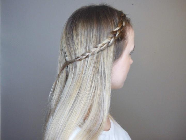 Easy Hair Updo's