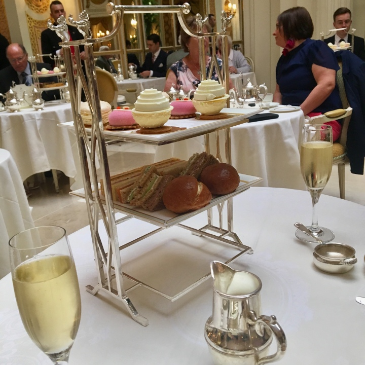 An Afternoon Tea at The Ritz