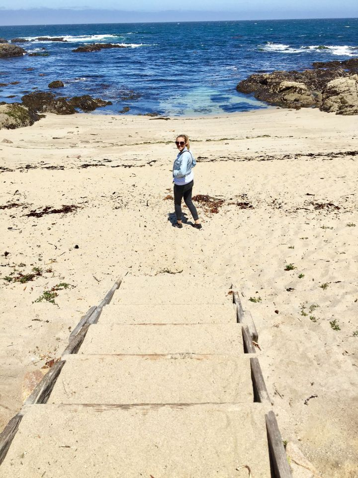 The California Travel Diaries: Monterey to Big Sur